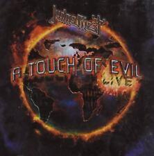 Judas Priest - A Touch of Evil - Live CD NEU