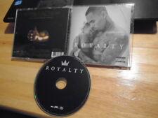 Chris Brown CD Royalty rap hip hop TAYLA PARX Solo Lucci RAZIHEL Blaq Tuxedo !