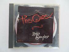 Cure Radio Sampler Rare US 1987 Promo CD