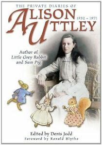 The Private Diaries of Alison Uttley by Alison Uttley Paperback Book The Cheap