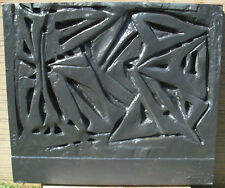 Plaque de cheminée ex 5 /25 Destins sc Yerassimos SKLAVOS Monnaie de Paris 50 kg