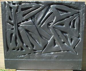 Plate Fireplace Ex 5/25 Destinies Sc Yerassimos Sklavos Coin de Paris 110.2lbs