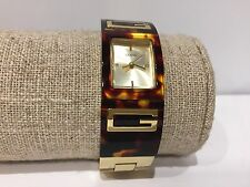 Reloj Watch Montre GUESS - Quartz - Golden Steel - 26 x 20 mm