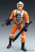 STAR WARS BIGGS DARKLIGHTER X-WING POWER OF THE FORCE COLLECTION POTF2 LOOSE