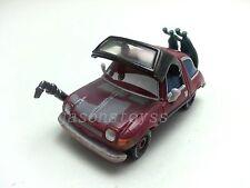 Mattel Disney Pixar Cars Jerome Ramped Metal Diecast Toy Car 1:55 Loose New