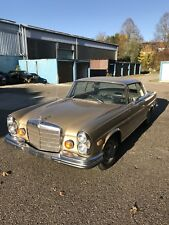 Mercedes - Benz 280SE 3,5 W111 Coupe
