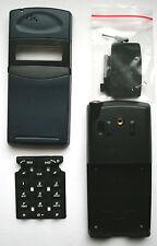 Komplett Gehäuse für Ericsson GF788 dunkelblau neu