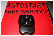 AUTO START KEYLESS REMOTE ENTRY TRANSMITTER KEY FOB DOOR CONTROLLER NAHSAW4