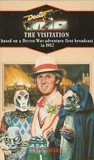 NEW and MINT:  Doctor Who and the Visitation. Rare blue spine. Target books.