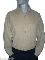 Mens Moleskin Shirts Hunting/Walking/ Fishing/ Shooting Country wear Shirt
