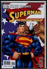 DC Comics Presents SUPERMAN #2 NM 9.4