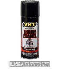 VHT GLOSS BLACK ENGINE ENAMEL PAINT SP124