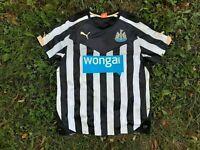 Newcastle United Home football shirt 2014/2015 Jersey M Puma Soccer England