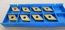 8 PCS VALENITE CARBIDE INSERT DNMG-432-LM SV315 DNMG 150408-LN USA FREE SHIPPING