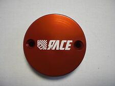 Ducati Bremsbehälterdeckel  rot eloxiert neu