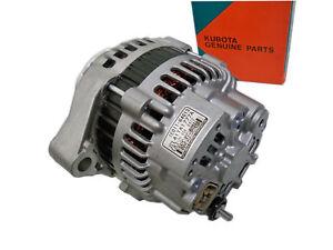 NEW GENUINE Kubota Alternator 12V, 1C011-64013; 1C011-64012V3300; V3800-DI