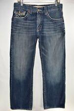 BIG STAR Pioneer Mens Jeans Regular Bootcut Size 32 Meas. 32x31.5 Boot Cut