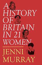 Una storia d'Inghilterra nel 21 Donne da Jenni Murray RILEGATO Bestseller