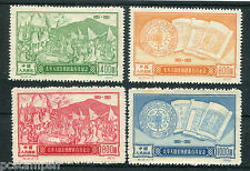 CHINE - 1951, SERIE timbres 920/923, REVOLUTION TAIPING, neufs**