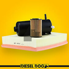 Air Oil Fuel Filter Service Kit - VW Volkswagen Amarok - Diesel Dog 60055