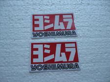 Sticker Aufkleber Yoshimura Tuning Motorrad Racing Motorradsport FX  GT Race GTI