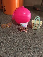 lol LOL Doll Lil Sister Unicorn Doll Glasses And Bag Toy Figure genuine complete