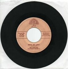 The Cadillacs   Betty My Love On Josie   1st Pressing