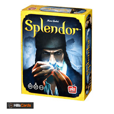 Splendor Card Game: The Greatest Gemstone Merchants of the Renaissance (Board-G)
