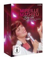 MIREILLE MATHIEU - LIEBE LEBT: DAS BESTE VON MIREILLE MATHIEU 3 DVD-AUDIO NEUF