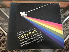 Beethoven Concerto No. 5 In E-Flat Major EMPEROR 78's Columbia Masterworks VG