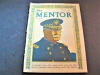 September 1928 MENTOR MAGAZINE-Great issue packed with illustrations and art.