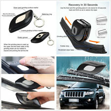 Black Portable Windshield Wiper Blade Repair Tool For Restorer Cleaner Scratches