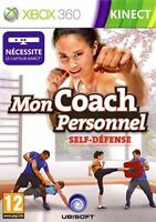 Xbox 360 : MON COACH PERSONNEL : Self-Defense