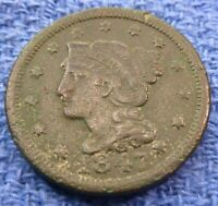 1847 Large Cent   #1847LC-2