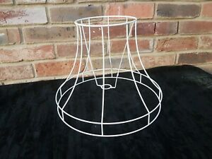 """Lamp shade Wire Frame 14"""" Vintage Retro shade making NEW"""