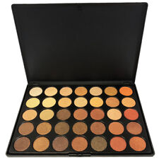 W7 TAXI 35PC EYESHADOW PALETTE SHIMMERING NUDE NEUTRAL NATURAL EYE SHADOWS