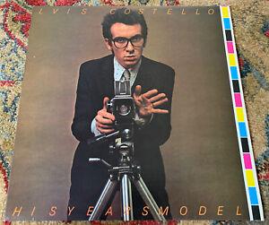 Elvis Costello - This Year's Model Original Vinyl LP 1978 Radar Records