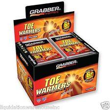 Gb Toe Warmers 40 Pair (Save Huge On S & H Multiple Amounts)
