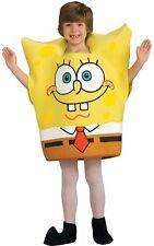 RUBIE'S costume bambino SPONGEBOB TG. 8-10 anni CARNEVALE 110 883176L