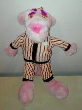 Peluche pantera rosa 25 cm pupazzo vintage raro plush soft toys pink panther