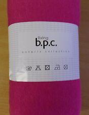 Spannbettlagen Jersey b.p.c. 2er Pack Baumwolle 90x200 bis 100x200 Farbe pink