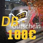 ⭐️🚇 100€ Deutsche Bahn Gutschein 🚇⭐️ (SEHR GÜNSTIG, SEHR SCHNELL)