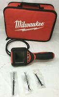 Milwaukee 2309-20 M-Spector 9mm Inspection Scope 9V Power, L.N