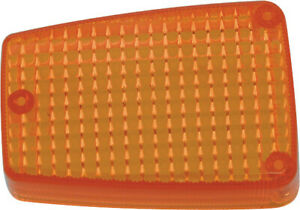 Chris Products Turn Signal Lens Amber/Replaces 33402-431-782 DH3A