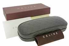 CELINE Spectacles Glasses Eyeglasses Sunglasses Case + Lense Cloth Boxed Set