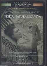DVD - Frida, Naturaleza Viva NEW Coleccion Mexico En Pantalla FAST SHIPPING !