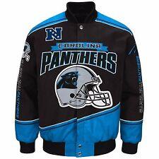 Carolina Panthers NFL Enforcer Jacket - Size Adult 3X Free Ship