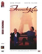 French Kiss Widescreen Version DVD Meg Ryan Kevin Kline 2 Lang EN FR Romance