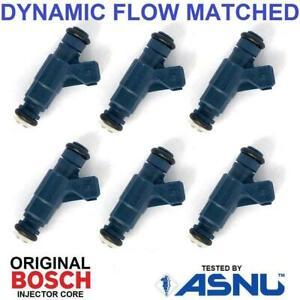 1000cc Fuel injector set for Ford Falcon FG XR6 Turbo Barra 110LB Bosch E85