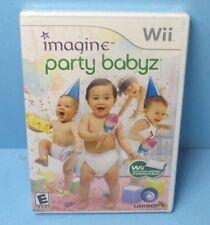 Imagine Party Babyz Nintendo WII BRAND NEW FACTORY SEALED